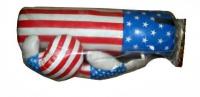 """Боксерский набор """"Америка"""" средний Dankotoys. 36088"""