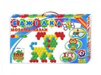 """Мозаика-пазлы """"Пчелка"""" (100 элементов) Технок. 39491"""