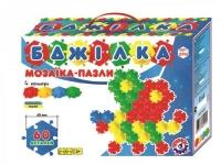 "Мозаика пазлы ""Пчёлка Технок"" (60 дет) Технок. 39486"
