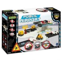 "Пластиковый трек ""Play Tracks City: Аэропорт"", 3,8 м TIGRES. 36795"