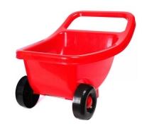 Тачка детская красный Технок. 36703