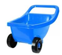 Тачка детская синий Технок. 36704