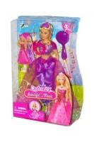 """Музыкальная кукла """"Defa: принцесса"""" (в фиолетовом) DEFA. 38474"""