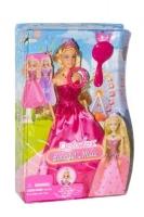 """Музыкальная кукла """"Defa: принцесса"""" (в розовом) DEFA. 38473"""