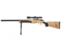 Снайперская винтовка ZM51 JIADIHONG (бежевая). 36903