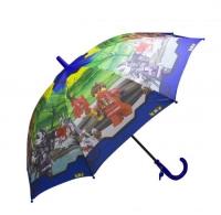 """Зонтик """"Ninjago"""" (тёмно-синий) JIADIHONG. 34950"""