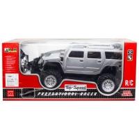 """Машинка на радиоуправлении """"Hummer"""" (серебристая) K.K. 37470"""