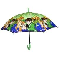 """Зонтик """"BEN 10"""" (сине-зелёный) Fiaba. 34948"""