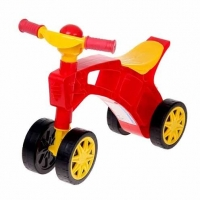 Ролоцикл байк красный Технок. 40316