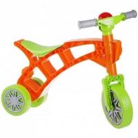 Ролоцикл 3 ТехноК оранжевый. Технок. 40315