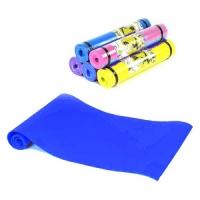 Коврик для йоги, 4 мм (синий) JIADIHONG. 36188