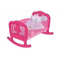 Колыбель для куклы ТехноК (розовая) Технок. 37553