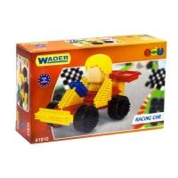 """Конструктор-ёжик """"Гоночная машина"""" Wader. 36636"""