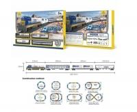 "Железная дорога ""Train set"" JIADIHONG. 36833"