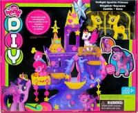 """Замок """"My Little Horse"""" с фигуркой пони DIY. 37544"""