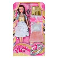 Кукла Ася (с аксессуарами) JIADIHONG. 38410
