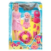 """Кукла Ася """"Sea Tour с аксессуарами JIADIHONG. 38406"""