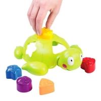 """Игрушка для ванной """"Черепашка - сортер"""" JIADIHONG. 36734"""