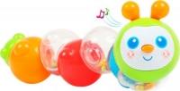 """Интерактивная игрушка-погремушка """"Гусеница"""" BeBeLino. 39984"""