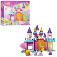 """Конструктор """"Замок принцессы"""", 113 дет Jun Da Long Toys. 36666"""