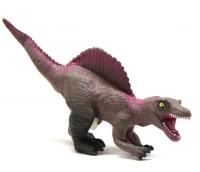 """Динозавр резиновый """"Спинозавр"""", со звуком JIADIHONG. 38009"""