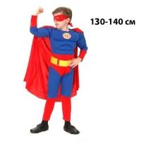"""Карнавальный костюм """"Супермен"""", 130-140 см JIADIHONG. 34915"""