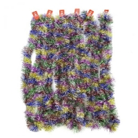 Дождик разноцветный, 12 штук JIADIHONG. 35955