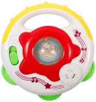 "Музыкальная игрушка ""Бубен"" A Ling Tong Toys. 38864"