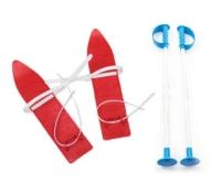 """Лыжи детские """"KIDS SKI"""", 40 см (красные) MARMAT. 36111"""