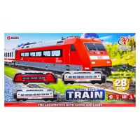 "Железная дорога ""Model Toys Train"" на 28 деталей JIN HONG XIN TOYS. 36830"