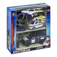 "Полицейский набор ""City Police"" JIADIHONG. 37408"