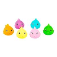 """Набор игрушек для ванной """"Рыбки"""" JIADIHONG. 36746"""
