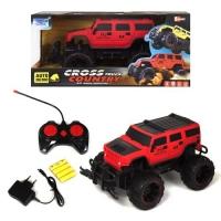 Машинка CROSS COUNTRY (красный) JIADIHONG. 37467
