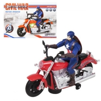 """Мотоцикл """"Капитан Америка"""" JIADIHONG. 37386"""