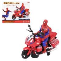 "Мотоцикл ""Человек паук"" JIADIHONG. 37387"