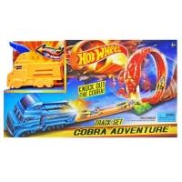 """Трек-запуск """"Hot Wheel. Cobra Truck"""" JIADIHONG. 36823"""
