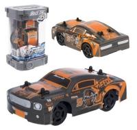 """Машинка на радиоуправлении """"Tin Car"""" (черная) JIADIHONG. 37485"""