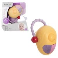 """Музыкальная игрушка """"Мышка"""" со световыми эффектами Funmuch. 38875"""
