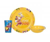 """Набор детской посуды """"Микки Маус"""" HEREVIN. 40119"""