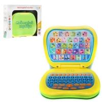 """Игрушка развивающая """"Мой первый ноутбук"""" Genio kids. 38810"""
