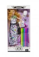 Кукла-раскраска JIADIHONG. 38461