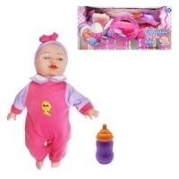 "Пупс ""Expression of the Baby"" с мимикой Xinlianfeng. 38743"