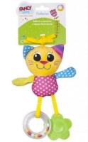 Развивающая игрушка-подвеска «Котенок» JIADIHONG. 40158
