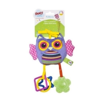 Развивающая игрушка-подвеска «Сова» JIADIHONG. 40159