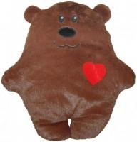 """Подушка """"Медвежонок с сердечком"""" JIADIHONG. 38700"""