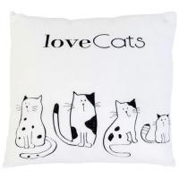 """Подушка """"Love cats"""" TIGRES. 40390"""