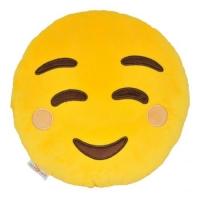 """Подушка эмоджи """"Smile"""" TIGRES. 40420"""