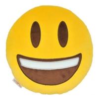 """Подушка эмоджи """"Happy"""" TIGRES. 40418"""