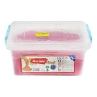 """Кинетический песок """"Heroes"""", 3 кг (розовый) E Play Toys. 39425"""