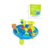 """Столик для песка """"Beach Toy"""" 22 детали JIA YU TOY. 36243"""